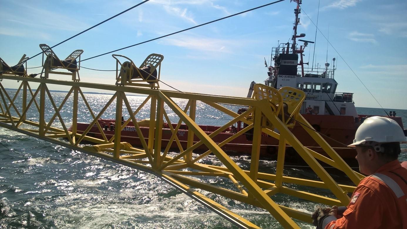 oryginalne buty w sprzedaży hurtowej nowe przyloty LOTOS builds second Polish gas pipeline in the Baltic Sea ...